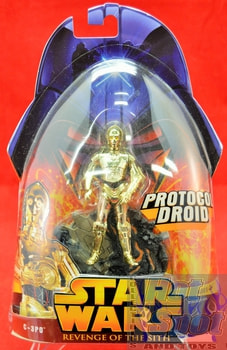Revenge of the Sith C-3PO Action Figure