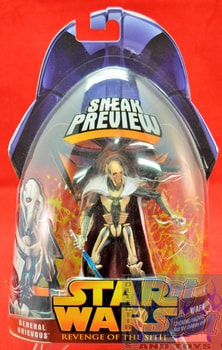 Revenge of the Sith General Grievous Action Figure