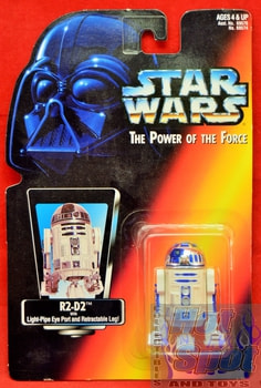 Red Card R2-D2