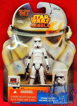 Rebels Stormtrooper Figure SL01