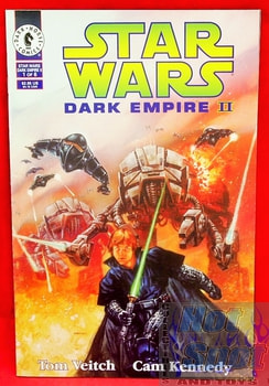 Star Wars Dark Empire 2 Comic Book