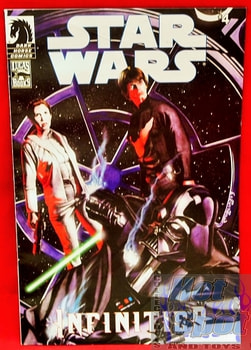 Star Wars Infinites Comic Book #4
