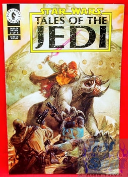 Star Wars Tales of the Jedi Comic Book