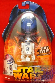 Revenge of the Sith R2-D2 Electronic Lights