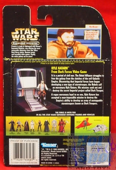 Expanded Universe Kyle Katarn 3D Play Scene