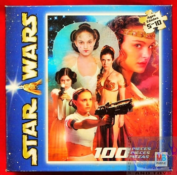 Star Wars Princess Puzzle