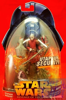 Revenge of the Sith Utapaun Warrior