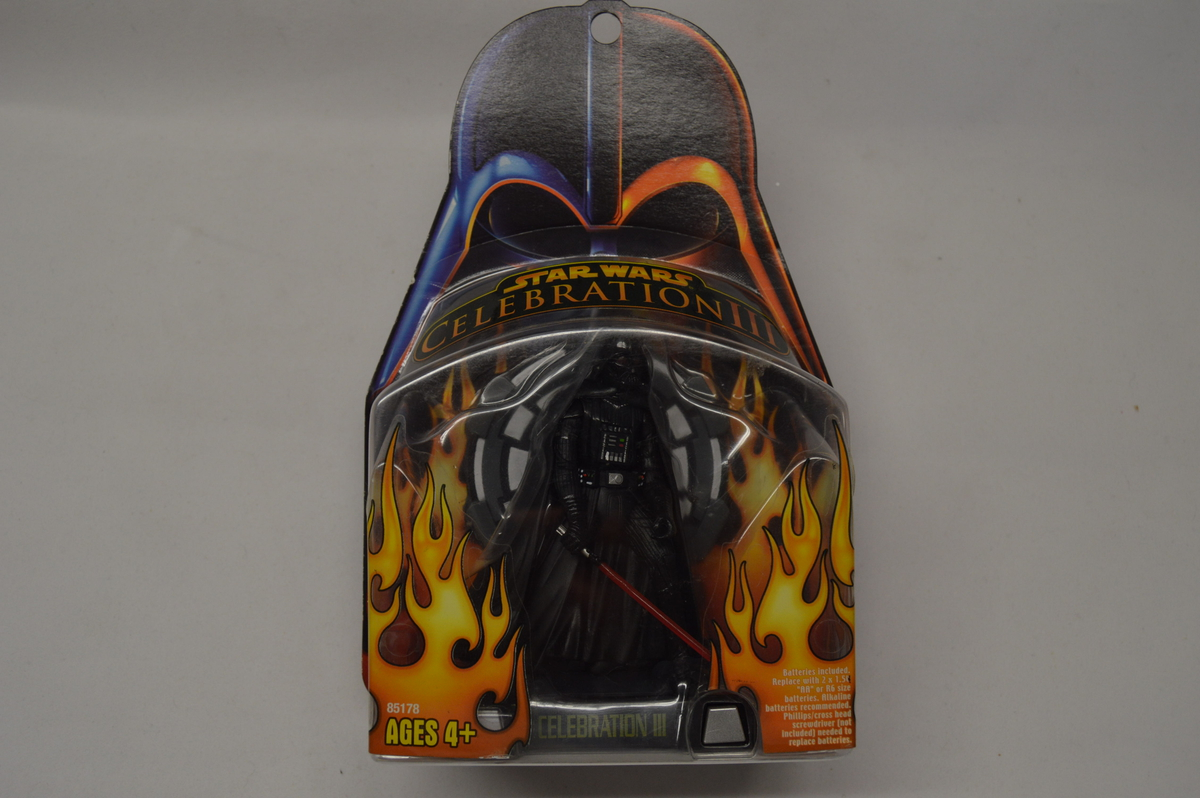 ROTS Vader Celebration 3 Exclusive