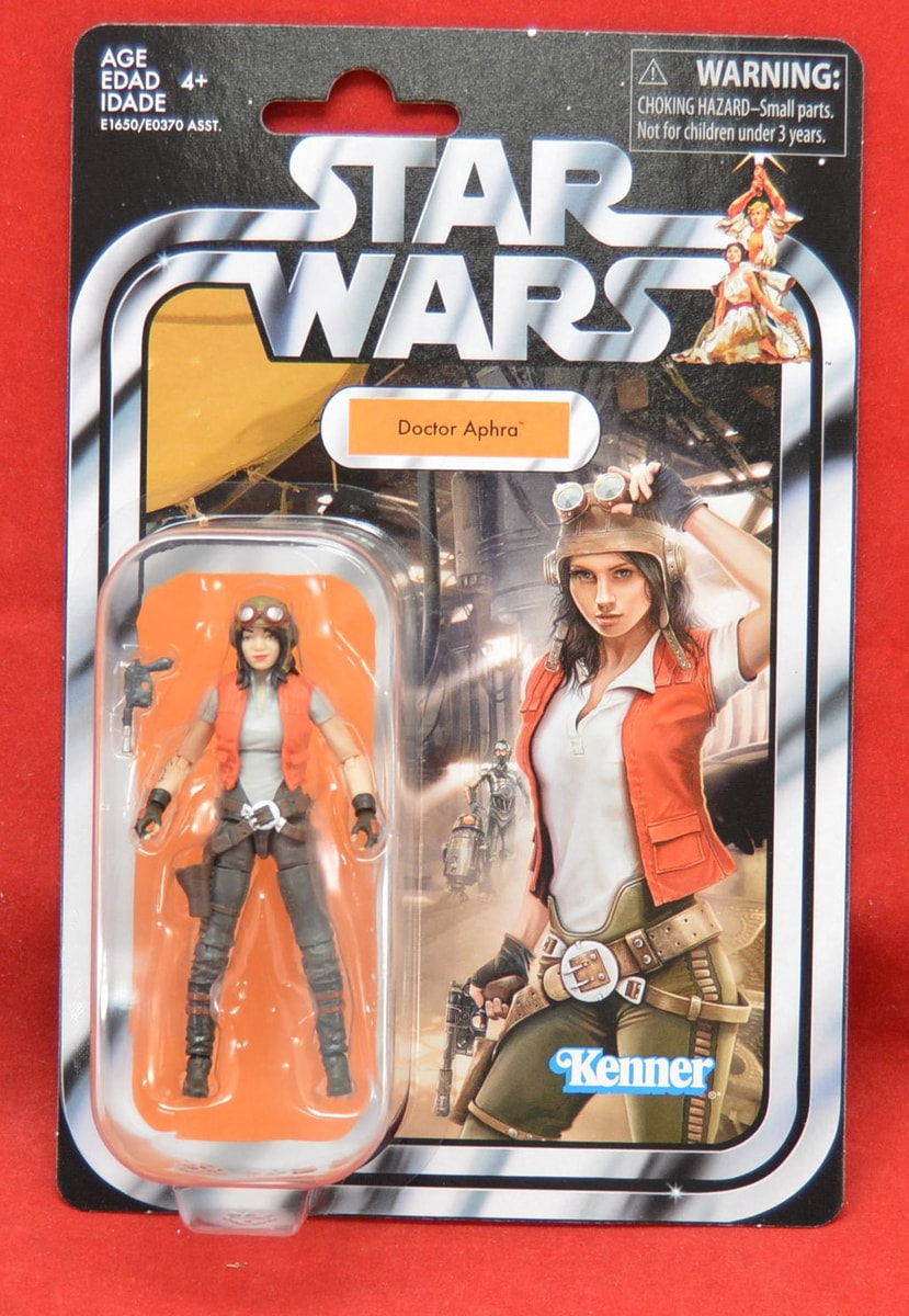 The Vintage Collection Star Wars Doctor Aphra