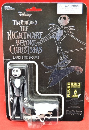 Convention exclusive Jack Skellington with zero