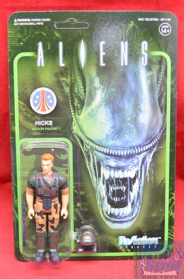 aliens Hicks ReAction Figure