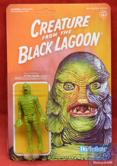 Creature from the Black Lgoon ReAction Figure