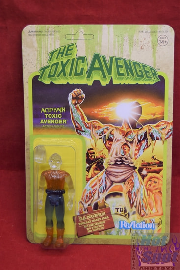Acid Rain Toxic Avenger ReAction Figure