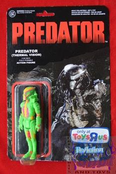 Toys-R-Us Exclusive Thermal Vision Predator Carded