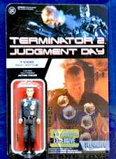 Terminator T-1000 Battle Damaged Exclusive