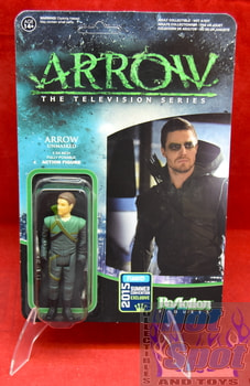 Arrow TV Series Unmasked 2015 Funk Summer Exclusive Figure