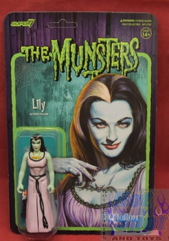 the Munsters Lily Figure
