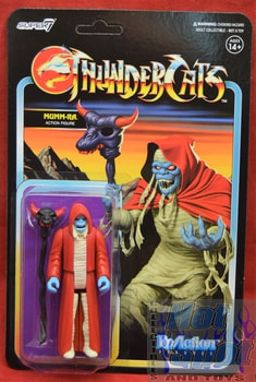 Old Mumm-Ra ReAction Figure
