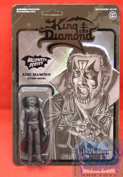 Exclusive King Diamond Halloween Series Black Figure