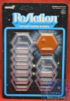 ReAction Figure Stands Co-Pilot Brown Exclusive