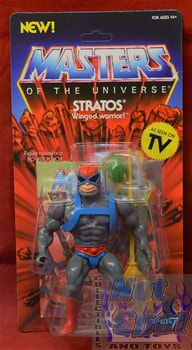 Stratos 5 1/2 Inch F=action Figure