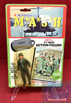 M*A*S*H Klinger 4077th Figure
