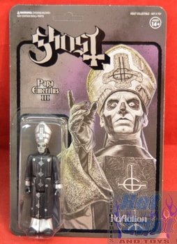 Ghost Papa Emeritus 3 III ReAction Figure