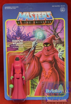 Shadow Weaver She-Ra Wave Figure