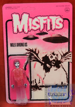 Misfits Walk Among Us Pink Figure