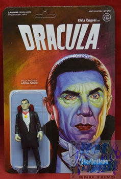 Dracula ReAction Figure