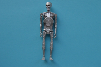 T-800 Endoskeleton Loose complete
