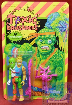Headbanger ReAction Figure