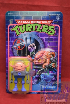 ReAction TMNT Krang Figure