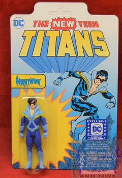 DC Exclusive The New Teen Titans Nightwing Figure