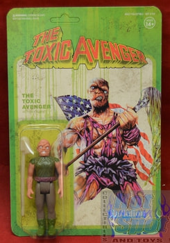 Toxic Avenger Action Figure