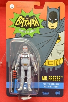 Mr. Freeze Batman Classic TV Figure