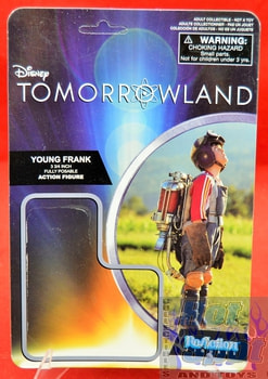 Tommorowland Young Frank Figure Cardback