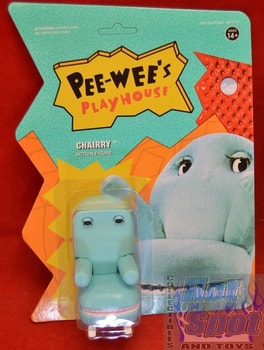 Pee Wee Chairry Figure