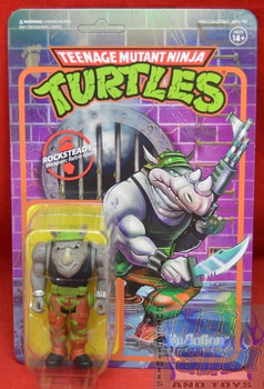 TMNT Rocksteady Wave 1 Figure