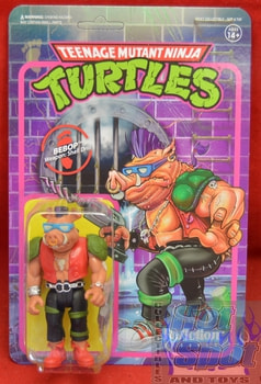 TMNT Bebop Wave 1 Figure