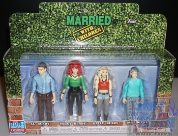 Married With Children 4 pack NYCC Exclusive