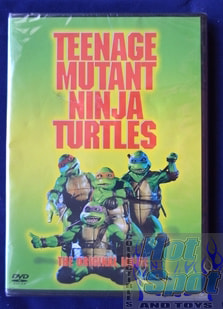 TMNT Teenage Mutant Ninja Turtles Movie New Sealed