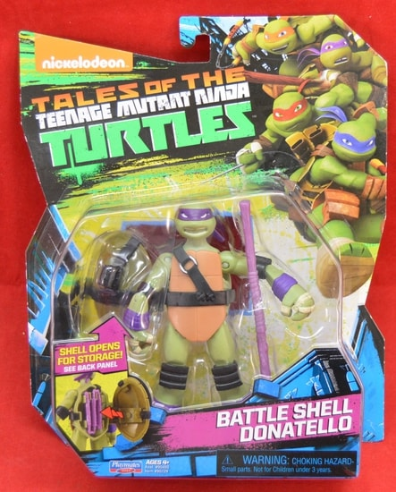 Battle Shell Donatello Tales of the Turtles