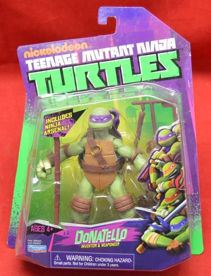 Donatello Inventor & Weaponeer Figure