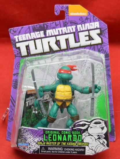 Leonardo Original Comic Book Figure