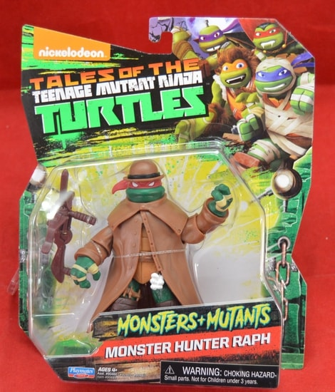 Monster Hunter Raph Tales of the Turtles