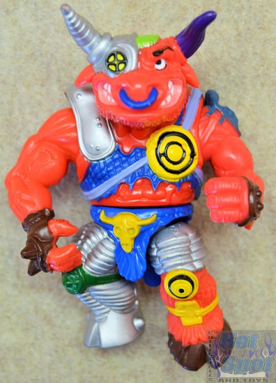 1991 Ground Chuck Figure