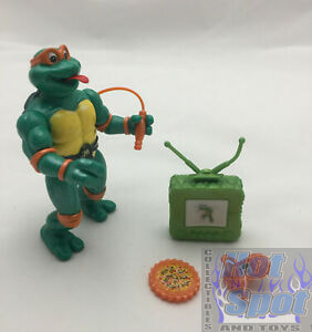 1992 Toon Turtle Michelangelo Accessories