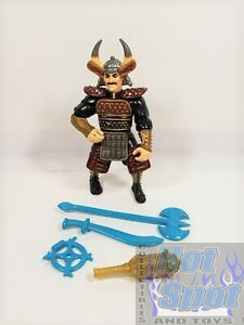 1993 Warlord Movie III Accessories