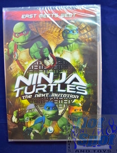 TMNT Teenage Mutant Ninja Turtle The Next Mutation